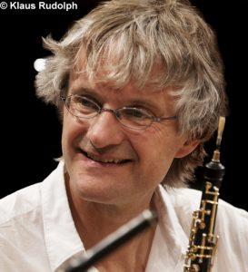 Peter Veale, Oboe / 22.08.2009 / WDR / Koeln